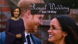 All you need to know about the royal wedding day
