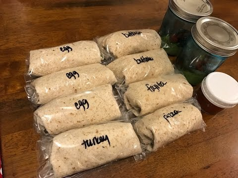 Meal Prep On Weight Watchers Lifetime! Working my 30 Smart Points per day at work!