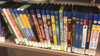Kids DVDs At The Library
