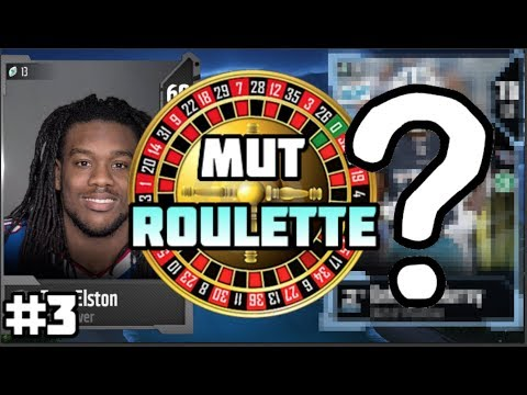 MUT ROULETTE #3 WE CHOKE AN EASY SPIN!