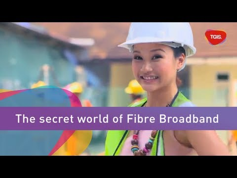 How Does the Fibre Broadband Work? (TGIS S02E05)