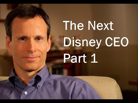 The Next Disney CEO Part 1 - Why Not Tom Staggs?