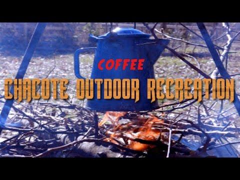 Base Camp Coffee Making