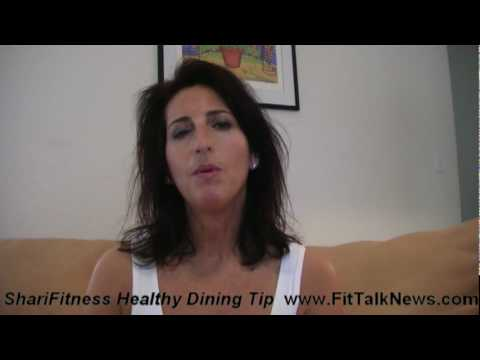 Healthy Dining Tips with ShariFitness