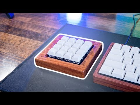 DIY Macro Board with Mechanical Switches - Sweet 16 Build