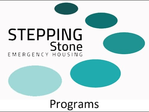 Stepping Stone Emergency Housing - Programs