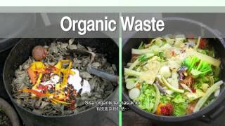 Organic Waste Management in Penang, Malaysia.