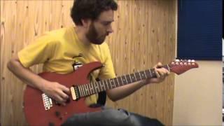 Bruno Albuquerque Brincando Com A Suhr Modern Satin