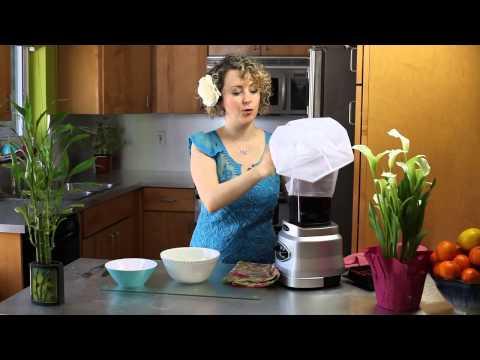 How to Make Homemade Strawberry Puree : Various Food Tips & Tricks