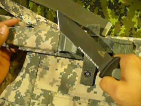 NEW-Gerber Tanto Military & Survival Knife