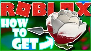 How To Get the Painted Rose Egg - Roblox Egg Hunt 2018 - Wonderland