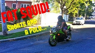 First time riding a motorcycle - Honda CBR 600 RR