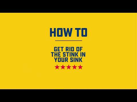 How to Get Rid of Sink Stink | Method 3 | Roto-Rooter