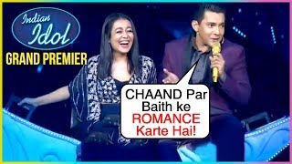 Aditya Narayan FLIRTS With Neha Kakkar At The Grand FINALE Of Indian Idol Season 11