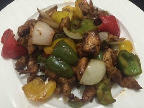 Chinese Stir-fry Chicken & Vegetables