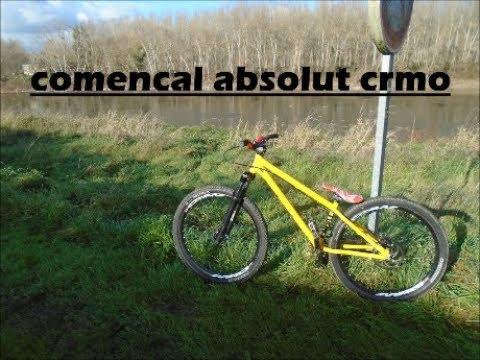 new bike|commencal absolut crmo!!