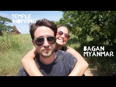 Bagan Myanmar Travel Vlog