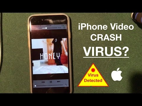 A Video Will Crash Any iPhone: Virus? Explained!