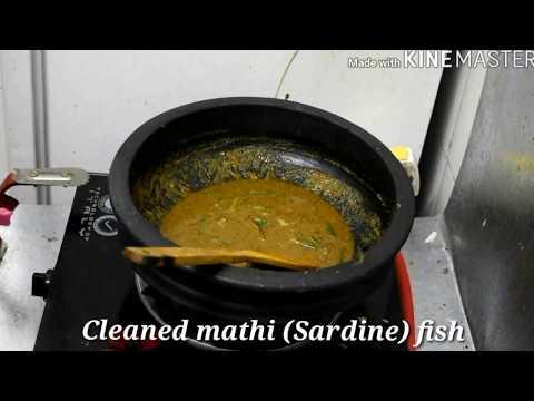 Mathi roast with pepper _മത്തി കുരുമുളക് ഇട്ടു വരട്ടിയത്