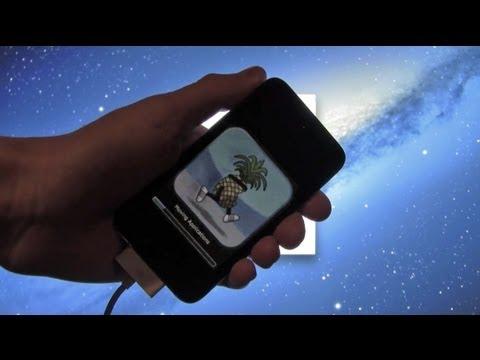 NEW Jailbreak 5.1 iOS iPhone 4,3Gs,iPod Touch 4,3 & iPad