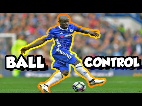 Improve Ball Control with Simple Soccer Drills