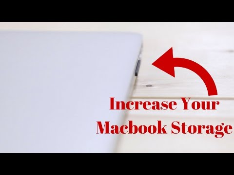 Increase Your Macbook Pro Retina Storage Instantly