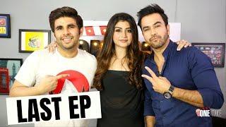 Junaid Khan & Zoya Nasir Talk Hania   Crush On Fawad Khan   Last Episode   One Take   Season 2