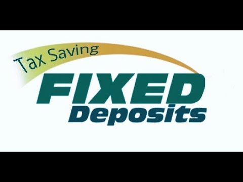 Tax Saving Fixed Deposit (FD) के फायदे