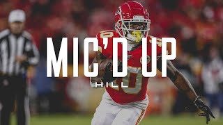 Tyreek Hill Mic'd Up vs. Texans 'What You Gonna Do!?' | NFL Divisional Playoffs