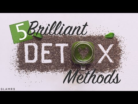5 Ways To Detox Your Body | Weight Loss Detox