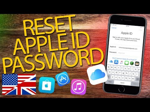 If you FORGOT APPLE ID PASSWORD (UPDATED VERSION) | Step by Step (2018)