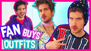 FAN BUYS MY OUTFITS!