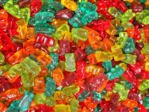 Alcoholic Gummi Bears!
