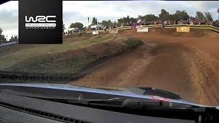 WRC - RallyRACC 2017: Sordo´s Shakedown Onboard
