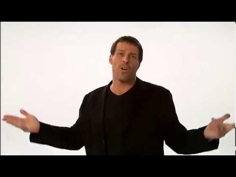 Tony Robbins 3 Ways To Grow Your Business