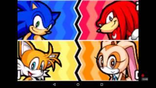 Sonic Advance 3 - Sonic & Sonic Videos & Books