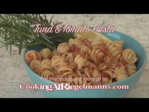 Tuna & Tomato Pasta