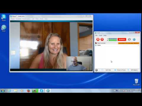 How to record Skype video calls easily using Evaer video call recorder?