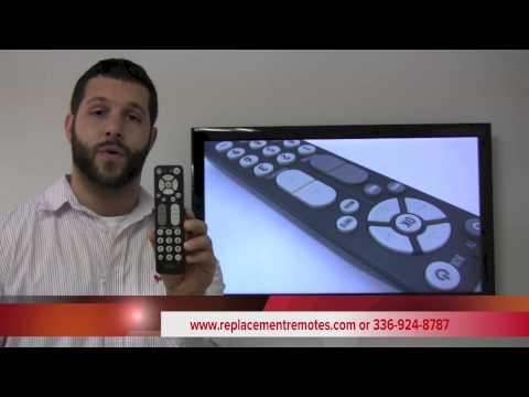 RCA DTA800 TV/Converter Box Remote Control PN: DTA800B1