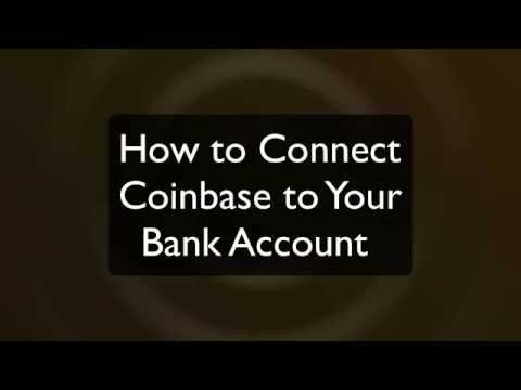 How to Connect Coinbase to Your Bank Account