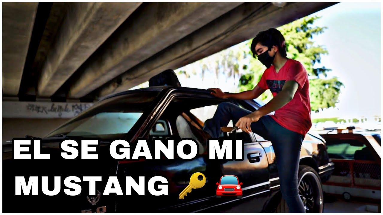 EL GANADOR DE MI MUSTANG   LOS TOYS