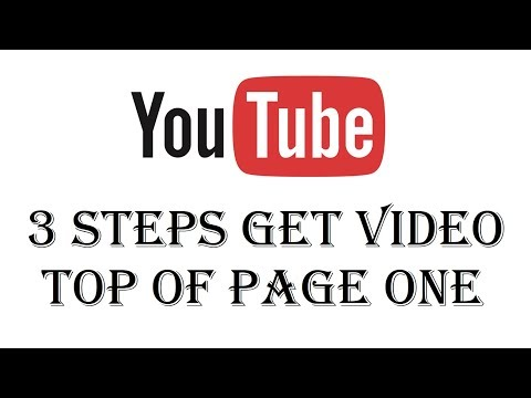 How to Get Youtube Video on Top Search Views First Page - Get More Views Subs Fast - Tips & Tricks