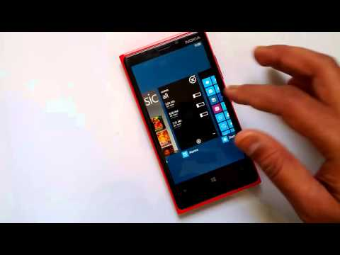 Close a Running App in Windows Phone 8 with GDR3 Update