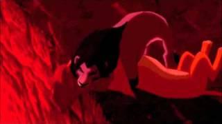 Simba VS Scar (HD)