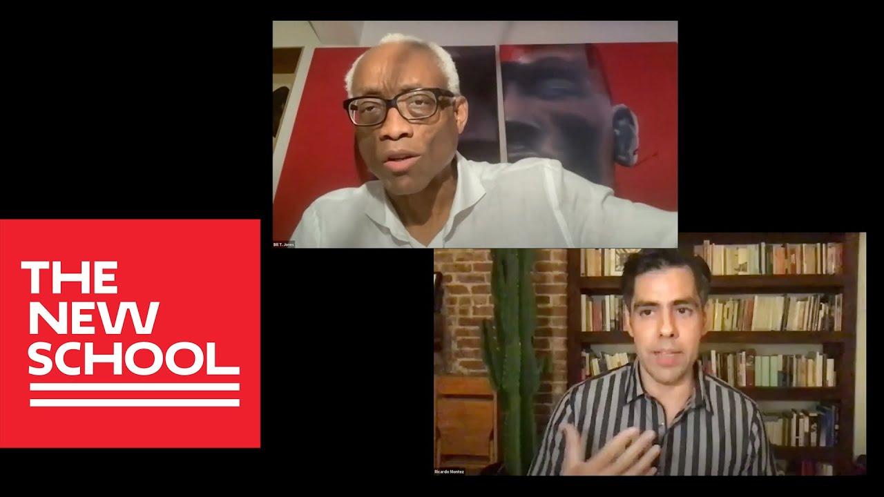Virtual Bodies | Bill Chats: Bill T. Jones & Ricardo Montez