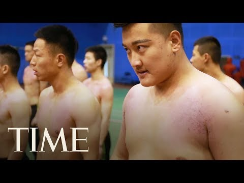 Inside China's Elite Genghis Bodyguard School: Becoming A Bodyguard | TIME