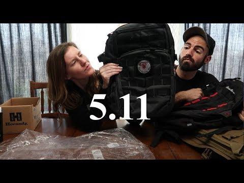 5.11 Rush 12 Backpack Tabletop Preview - GT Distributors - WINNER! - S2E40