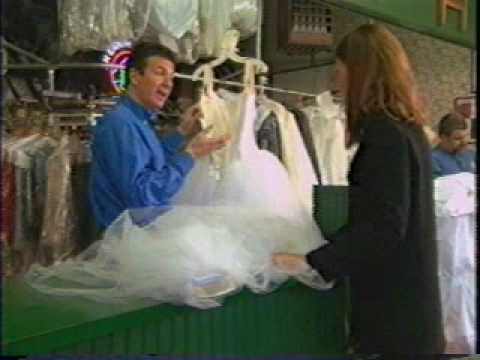 Wedding Gown Cleaning And Preservation Martha Stewart and Wayne Edelman