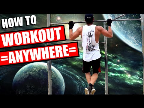 HOW TO WORKOUT WITHOUT WEIGHTS | HOW TO BUILD MUSCLE WITHOUT A GYM!