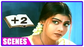 Plus 2 Tamil Movie   Scenes   Kiruthik's teacher decides to reduce mark for him   Suja